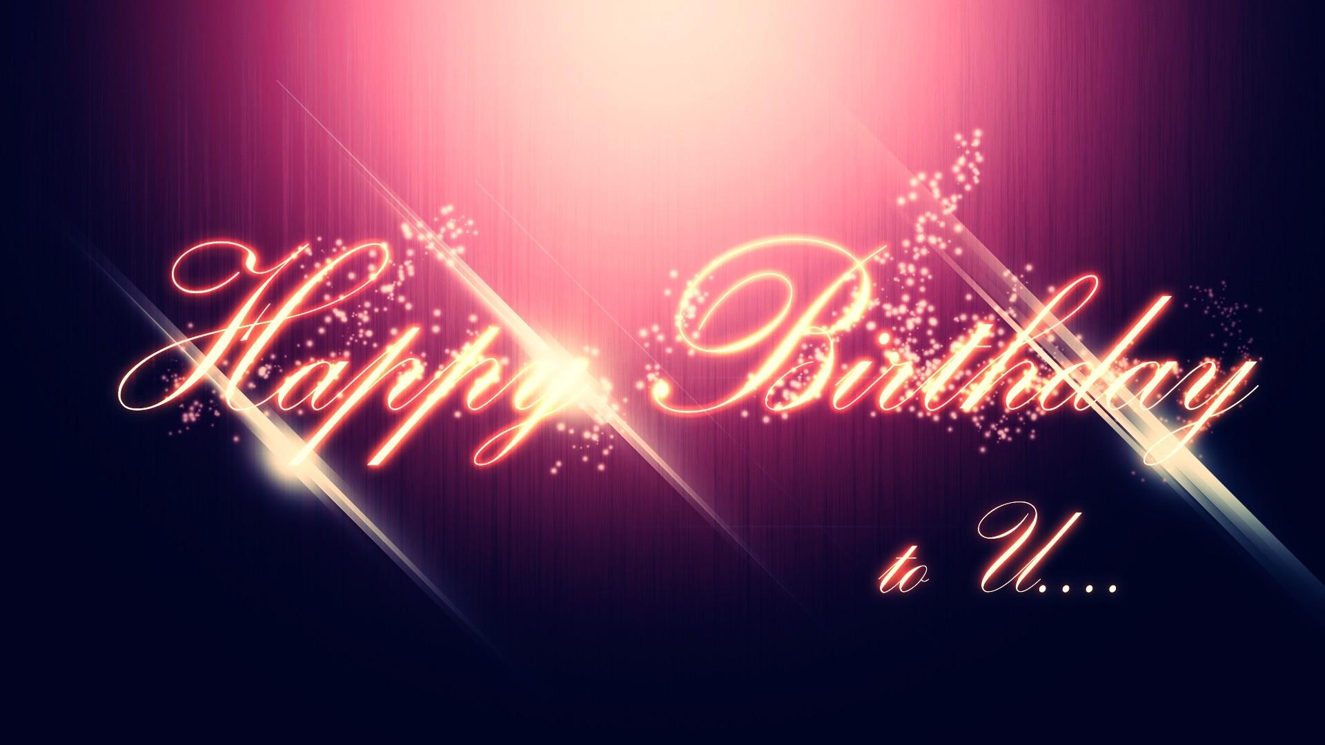 Happy birthday animation Happy birthday animation Happy birthday 1920x1080