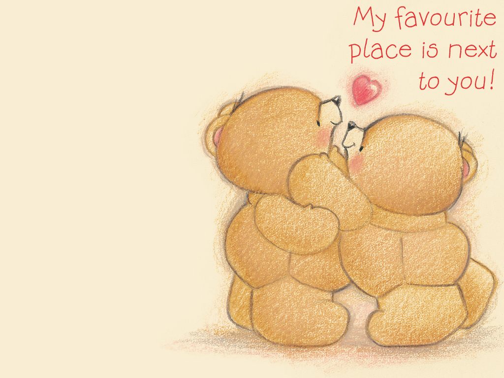 Best Friends Forever Teddy Bear Pdb Pictures to pin on 1024x768