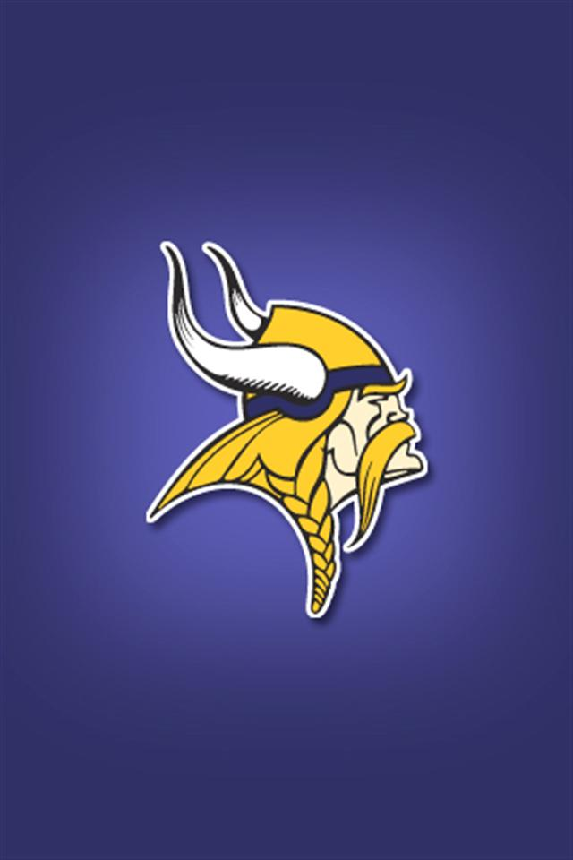 Vikings LOGO iPhone Wallpapers iPhone 5s4s3G Wallpapers 640x960