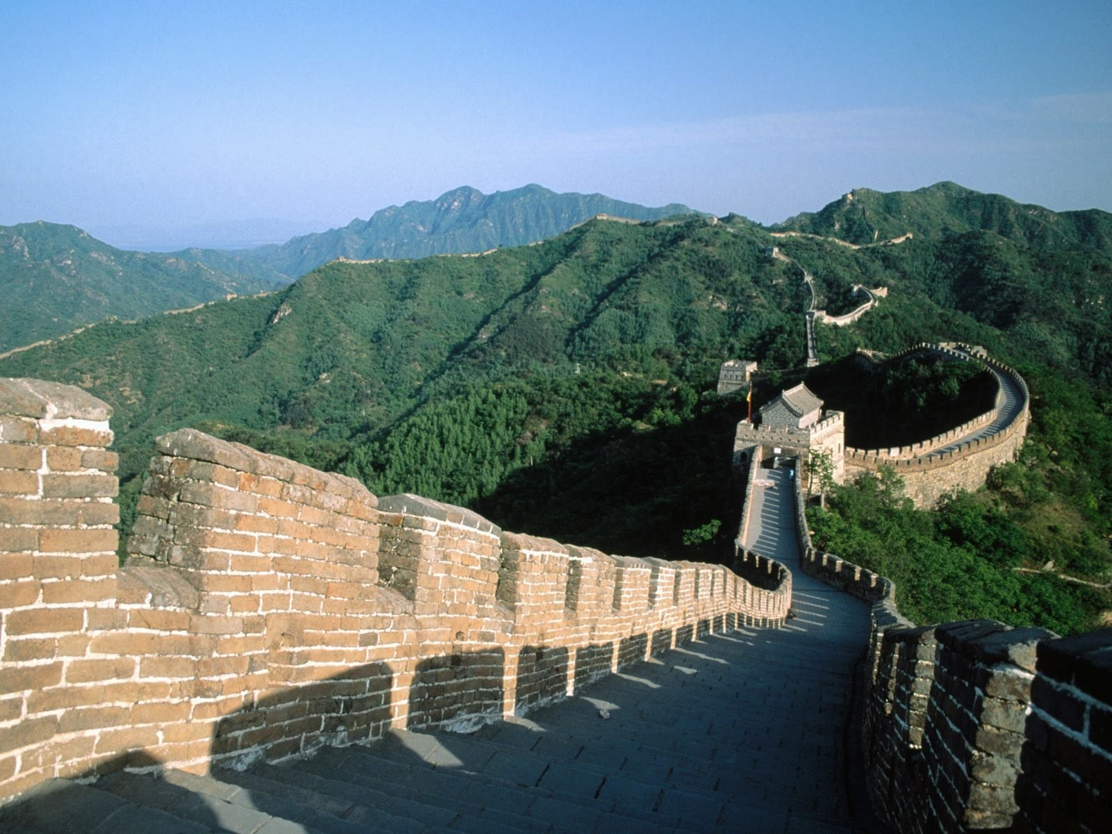56 Great Wall of China HD Wallpapers Background Images 1600x1200