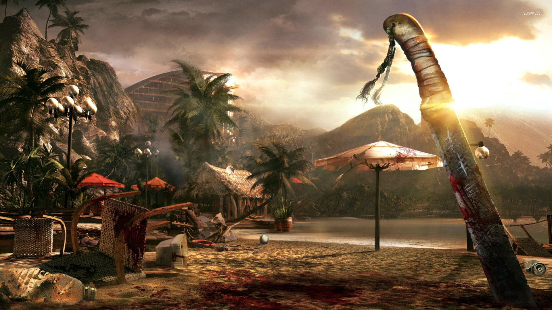 Is Dead Island A Hard Game