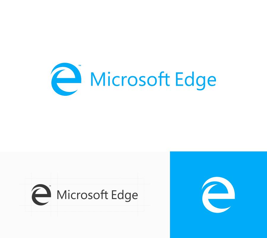 Microsoft Edge by m0dey 900x800