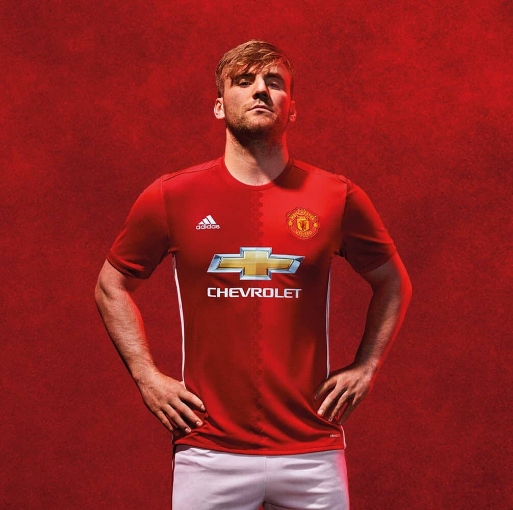 Manchester United 201617 home kit released Picture Gallery 1006x1000