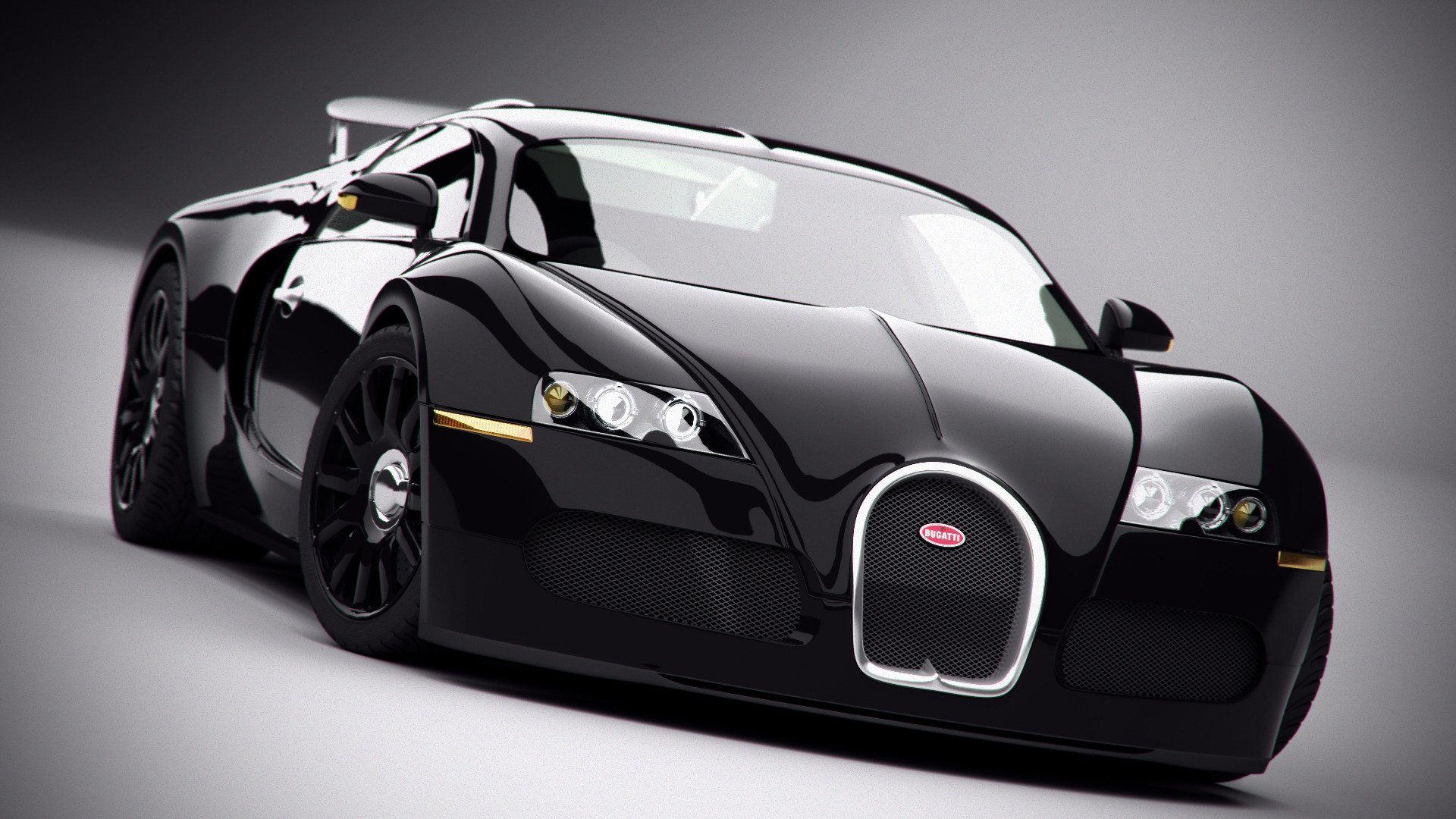 Black Sport Car 4742 Wallpaper Wallpaper Hd 1920x1080