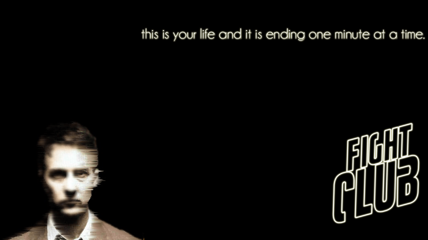Fight Club Wallpapers 1366x768