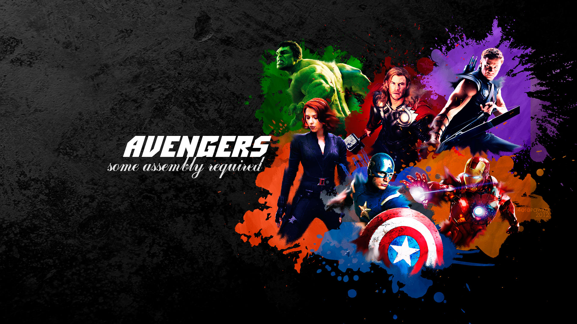 The Avengers Wallpapers For Desktop 1920x1080 Movie Backgrounds 1920x1080