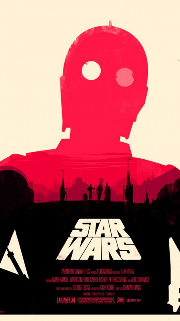 c3po star wars wallpaper Of Epic Star Wars Iphone Wallpaper Download 625x1112