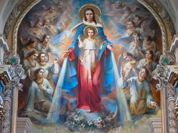 Image result for mother marys pics with jesus