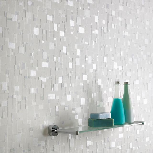 metallic wallpaper bathroom 2015   Grasscloth Wallpaper 640x640