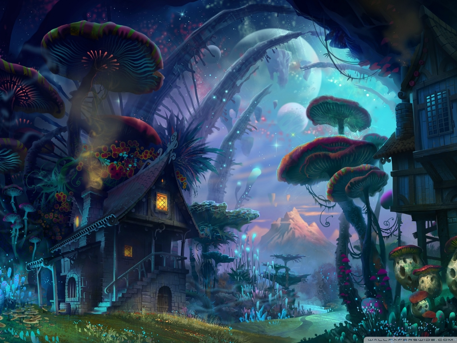 Fantasy Planet Art HD wallpaper 2157651 1600x1200