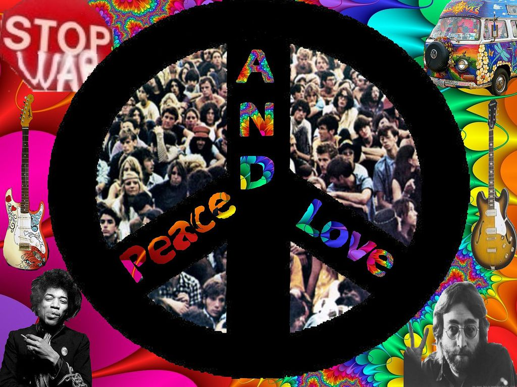 Love peace wallpaper peace love wallpaper peace signs wallpaper 1024x768