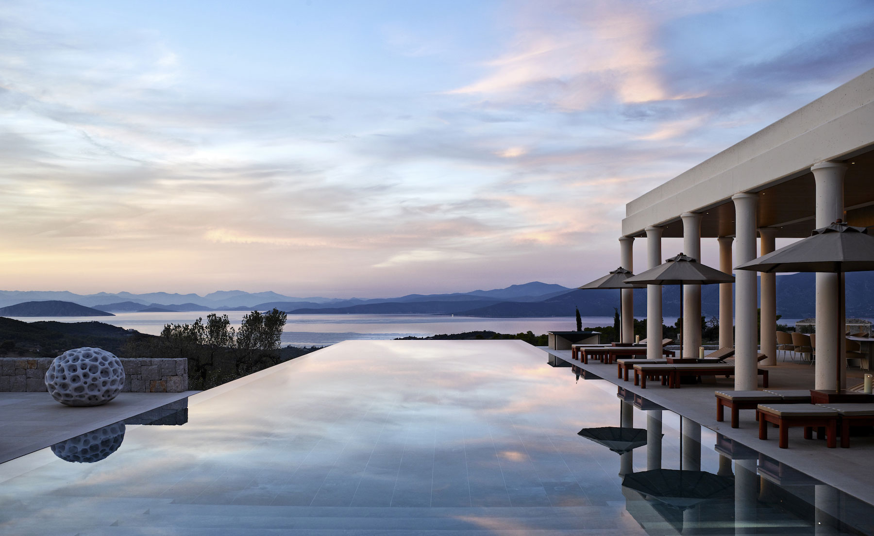 Luxury living Aman launches its grandest villa at Amanzoe Greece 1800x1104