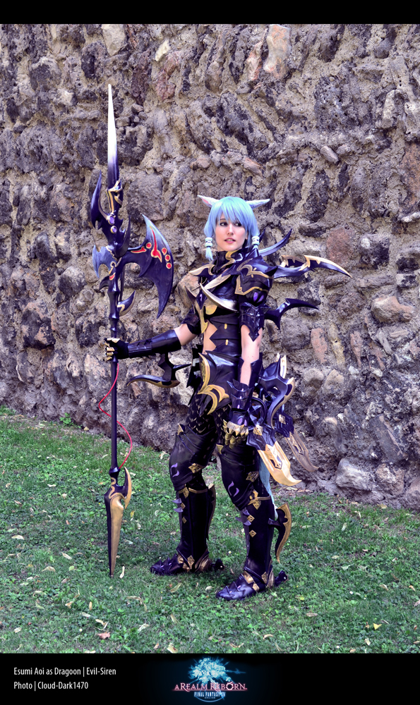 Ffxiv Dragoon Ffxiv dragoon cosplay esumi 595x1000