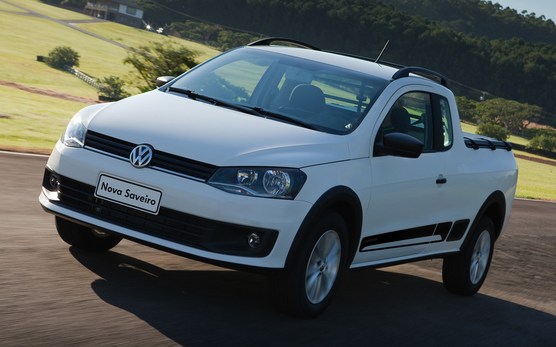 2013 Volkswagen Saveiro Trooper CE   Wallpapers and HD Images 1920x1200