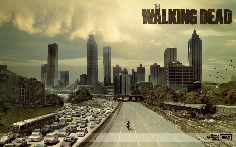 The Walking Dead Wallpaper zombie background 1440x900