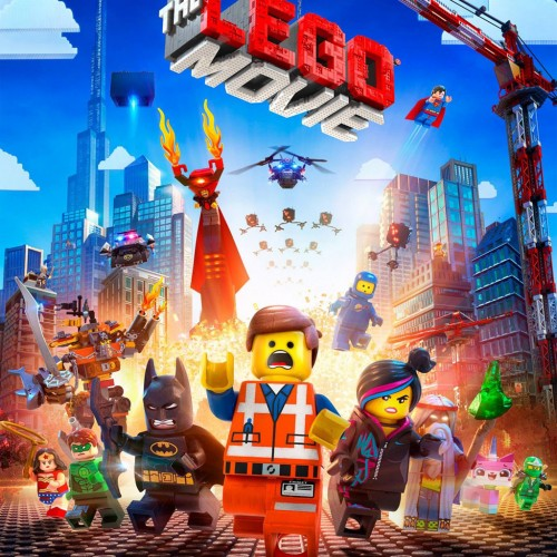 iPad WOD The Lego Movie 2014 [15 Wallpapers] 500x500