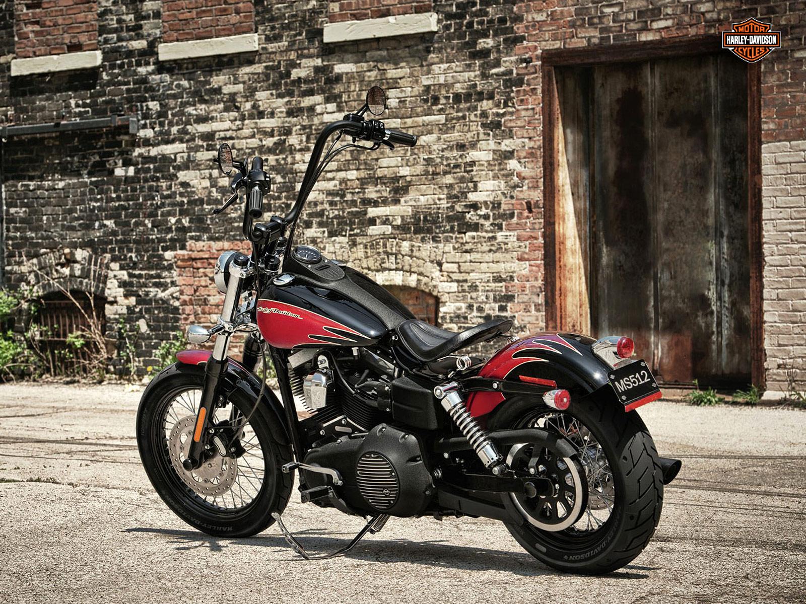 Harley Davidson Motorcycle Ape Hangers 1600x1200