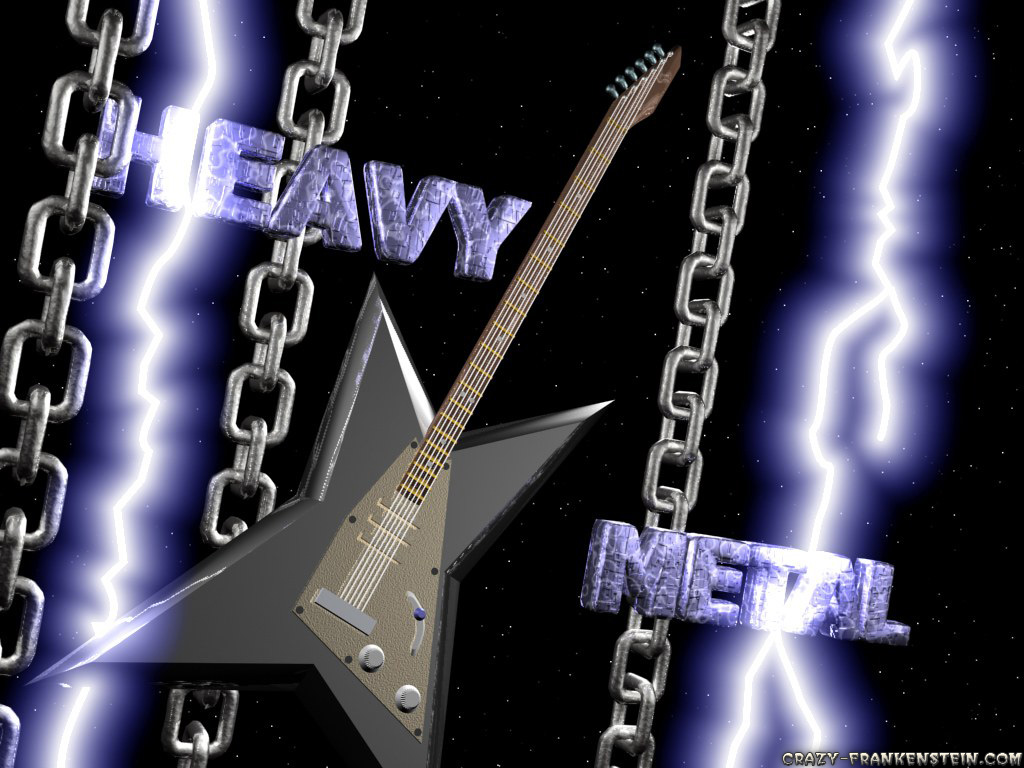 Heavy Metal Music wallpapers 1024x768