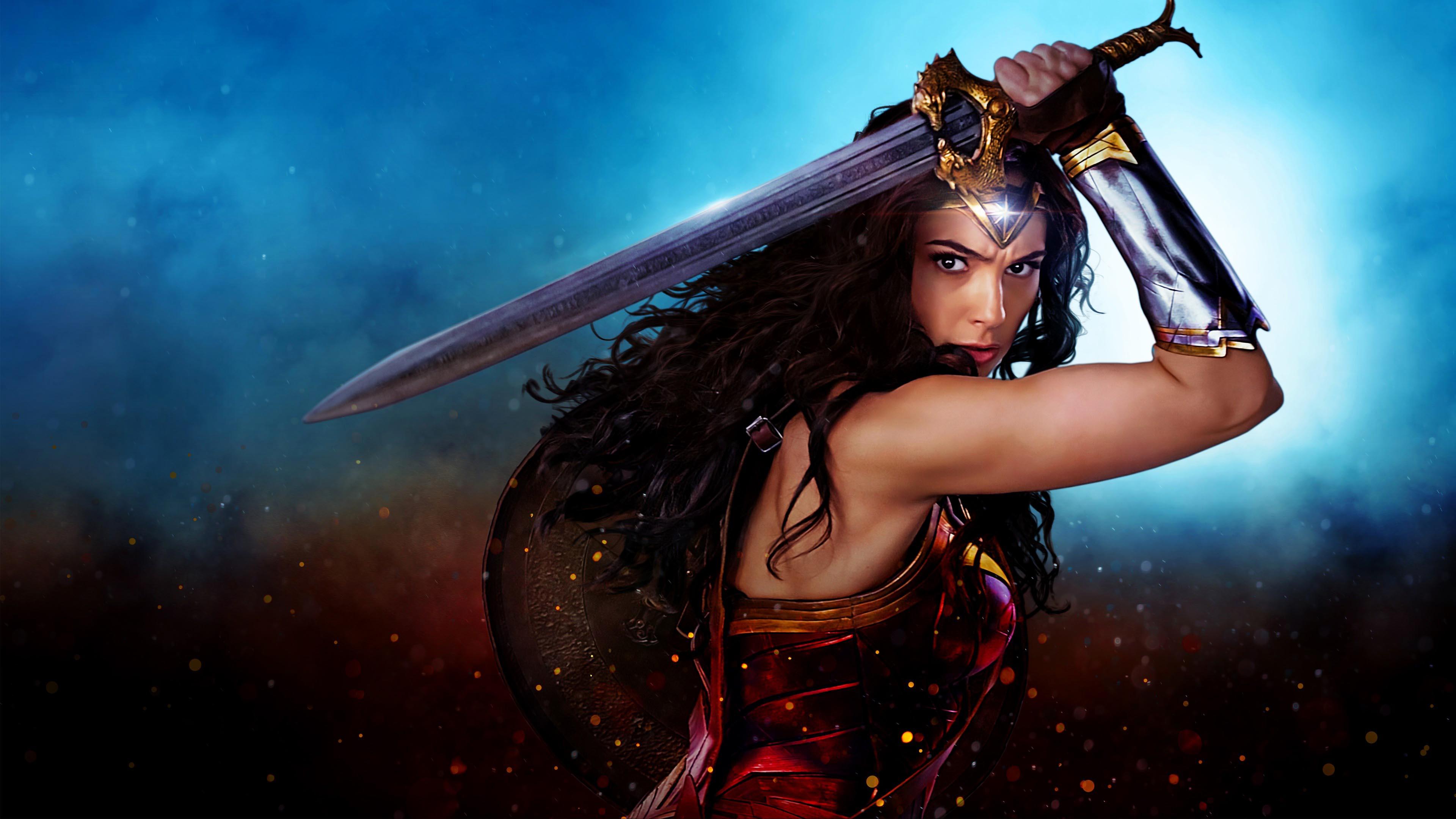 Free Download Wonder Woman 3840x2160 4k 169 Ultra Hd Uhd