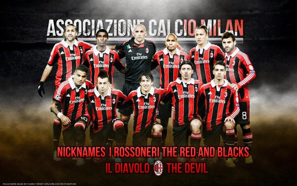 48 Ac Milan Wallpaper 2015 Squad On Wallpapersafari