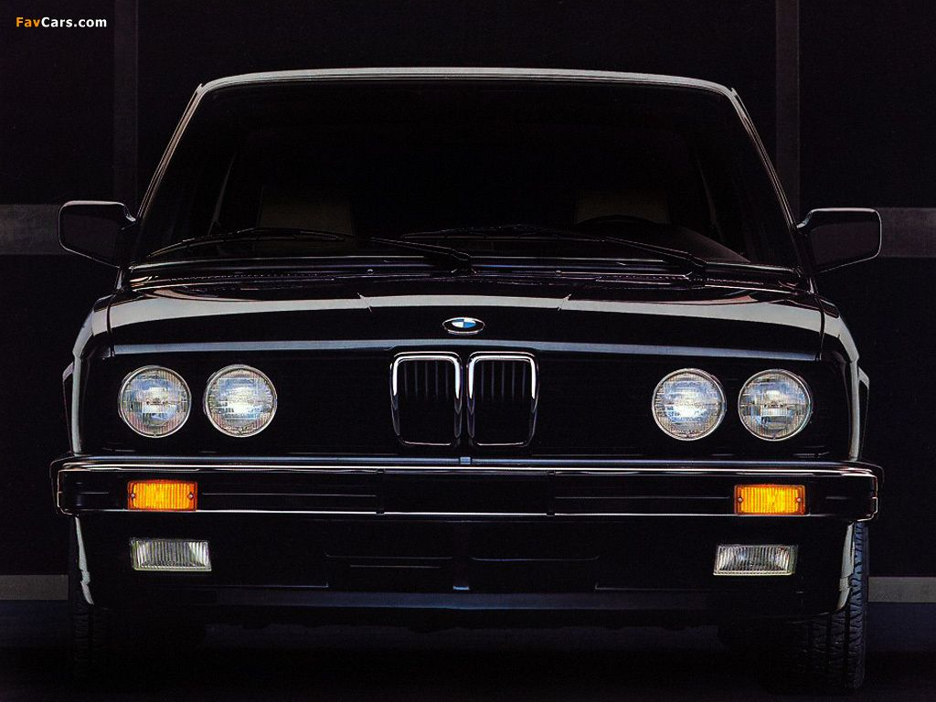 41 BMW E28 Wallpapers WallpaperCarax 1024x768