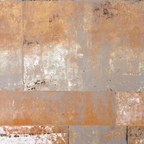 distressed tin wallpaper wallpapersafari. Black Bedroom Furniture Sets. Home Design Ideas