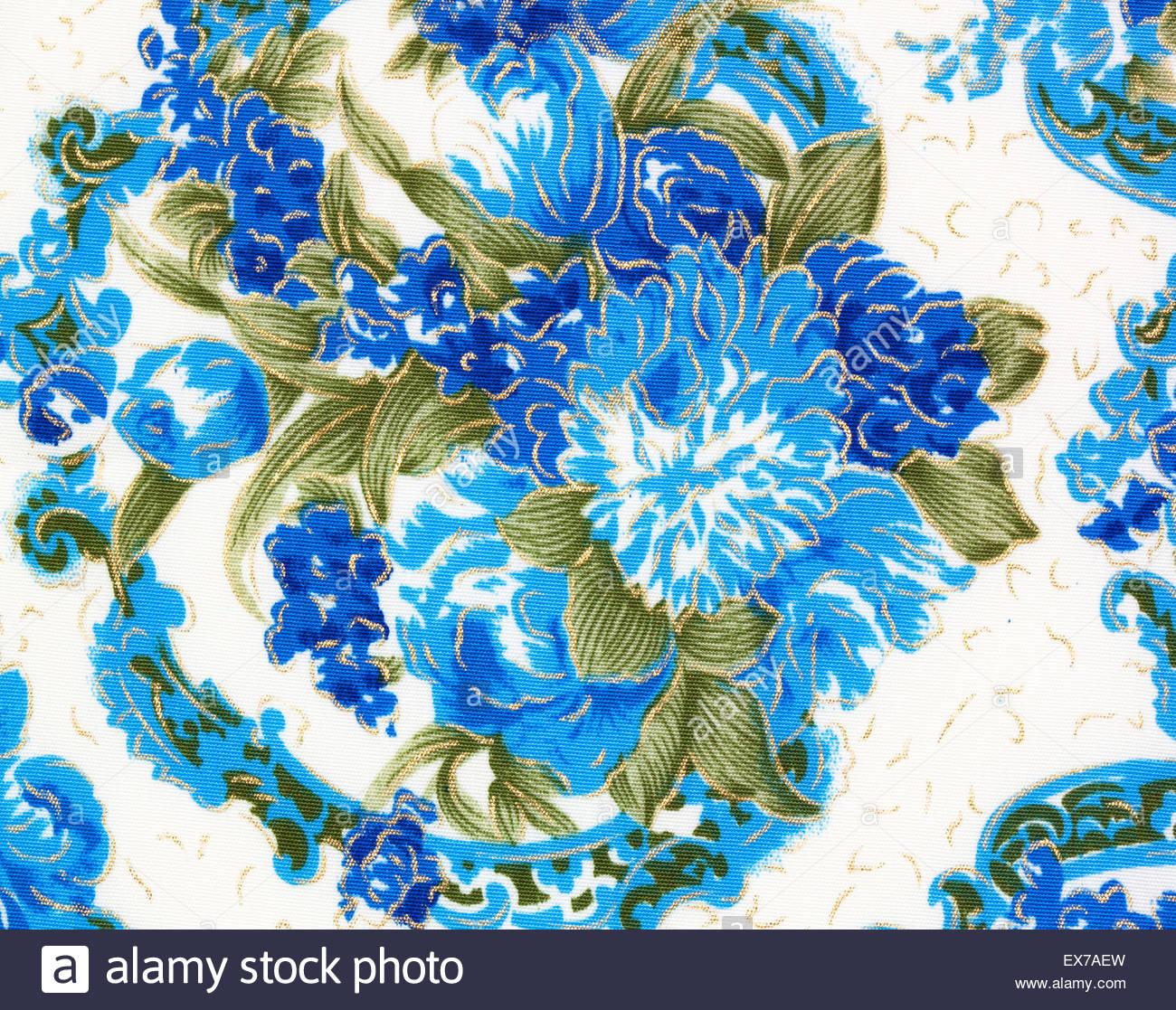 Chintz flowers wallpaper texture pattern background texture Stock 1300x1117