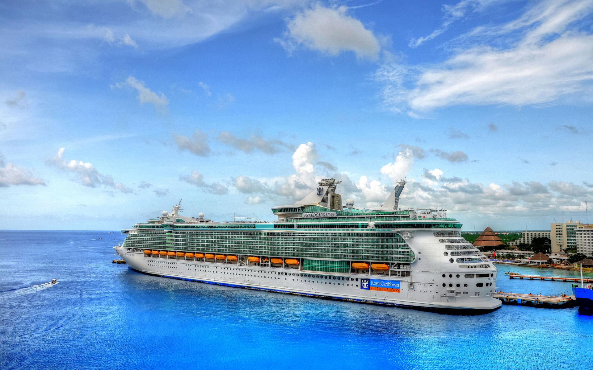 Royal Caribbean Cruise Wallpaper for Widescreen Desktop PC 1920x1080 1920x1200