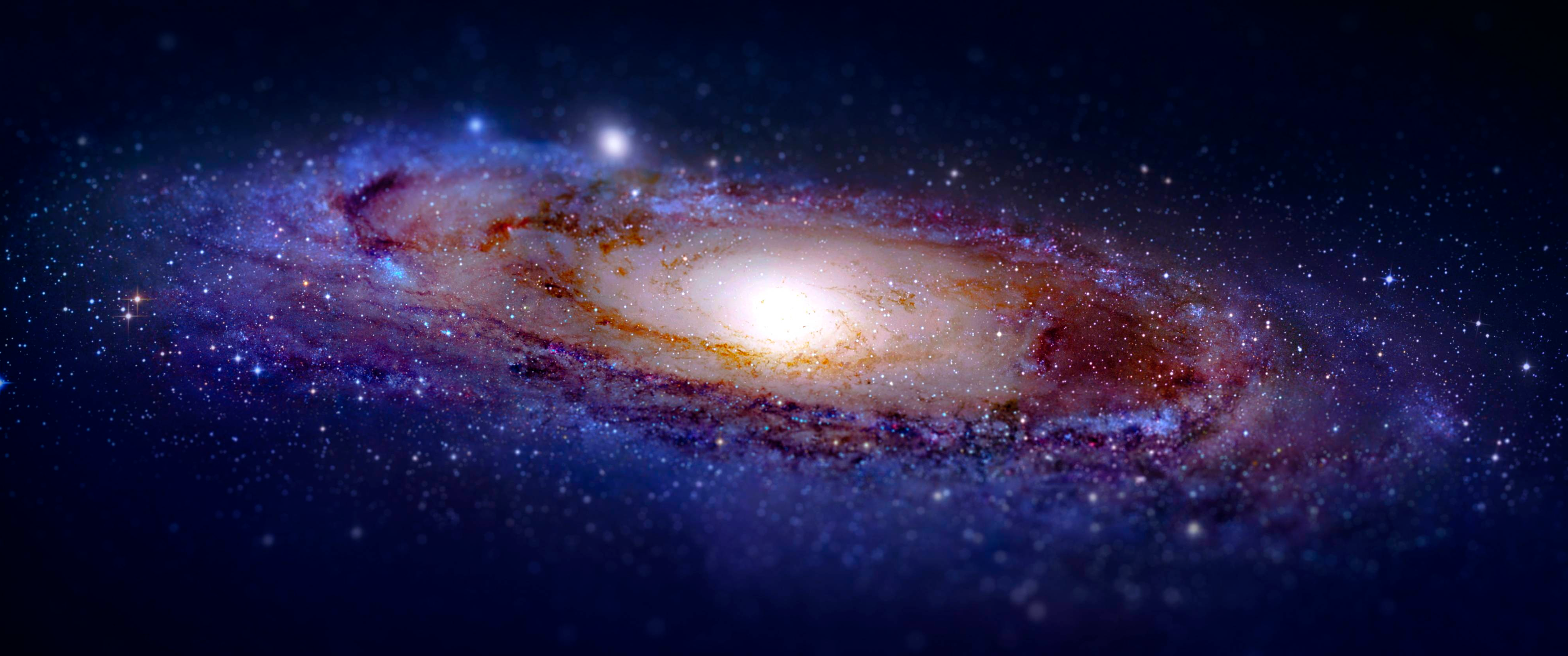 Free download Andromeda Galaxy Ultrawide Wallpaper by HD ...