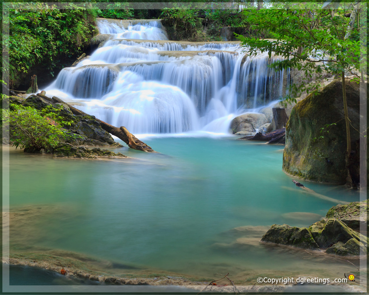 Waterfall Wallpapers Waterfall Wallpapers Animated Waterfall 1280x1024