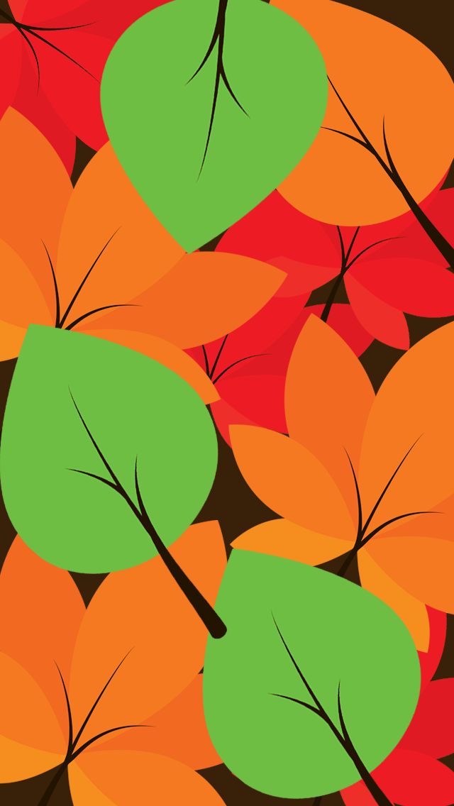 and Fall at the moment so I made some festive iPhone 5 wallpapers 640x1136