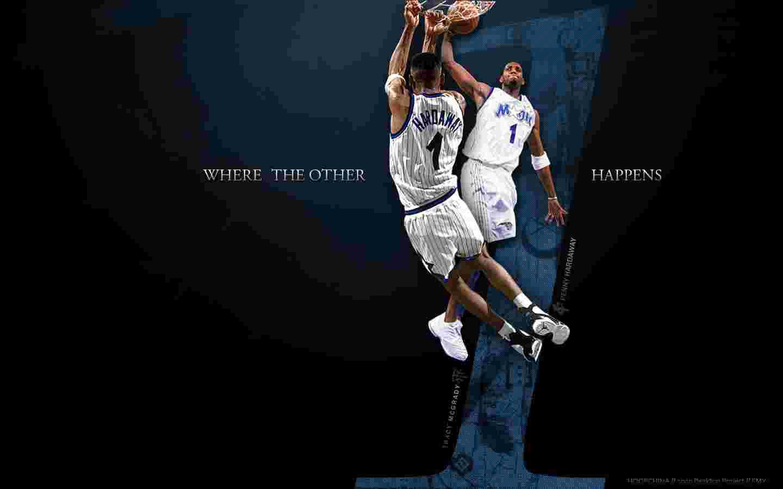 Mac Magic Widescreen wallpaper   Basketball   Sport   Wallpaper 1440x900