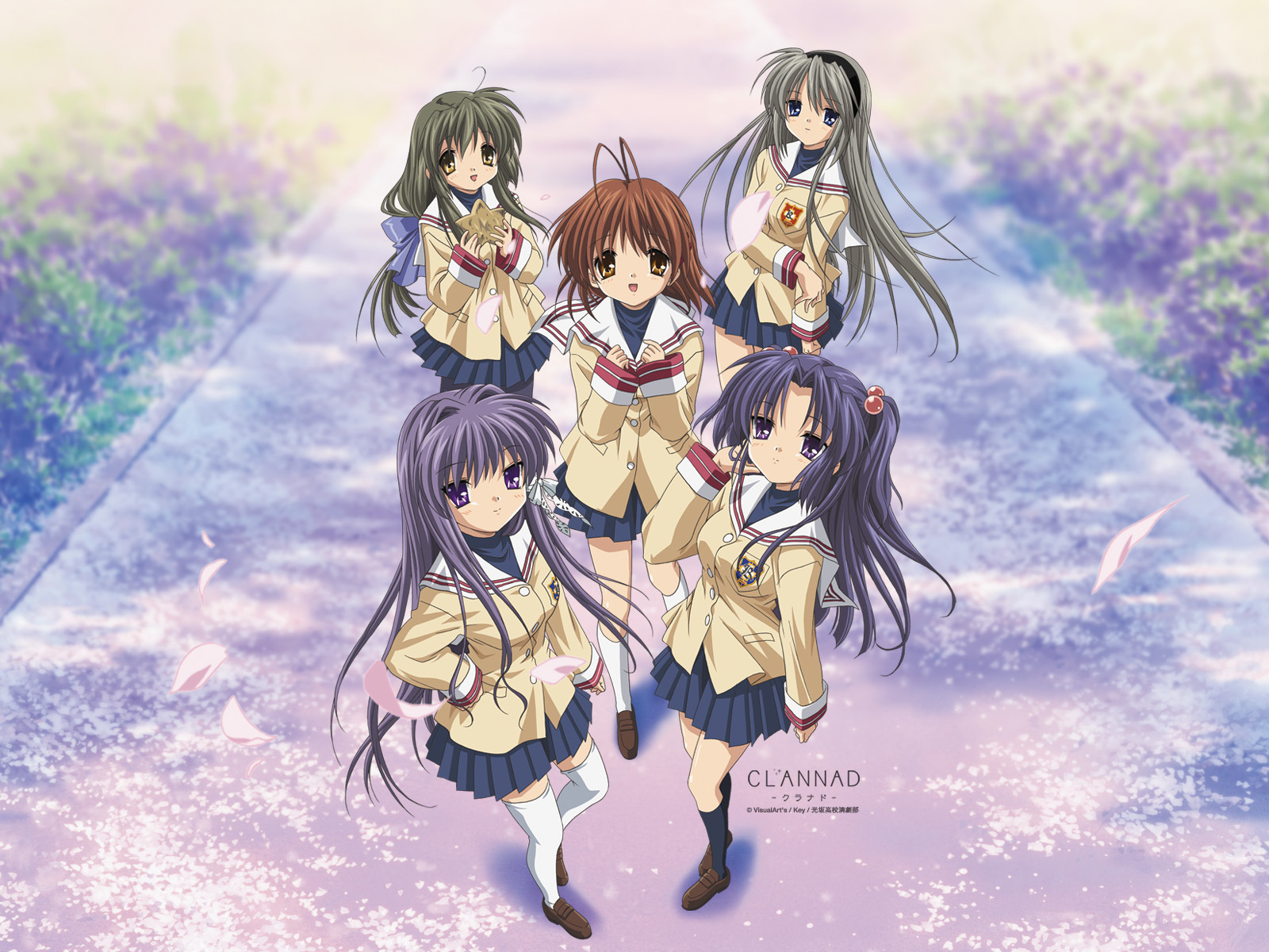 Free Download Clannad Clannad Wallpaper 12799954 1600x1200 For