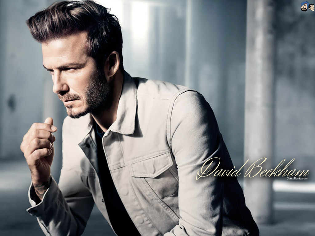 MX 73 David Beckham Wallpaper David Beckham Adorable 1024x768