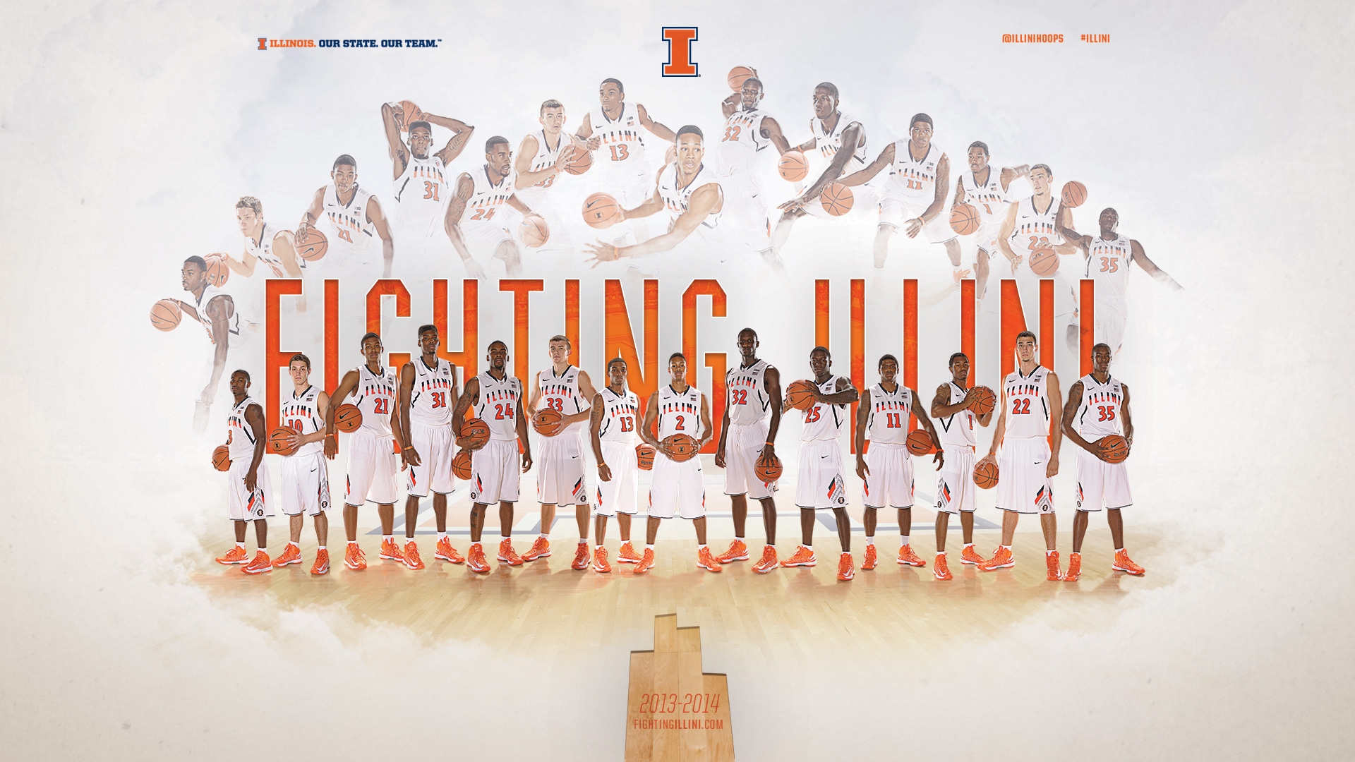 download OFFICIAL HOME OF UNIVERSITY OF ILLINOIS ATHLETICS 1920x1080