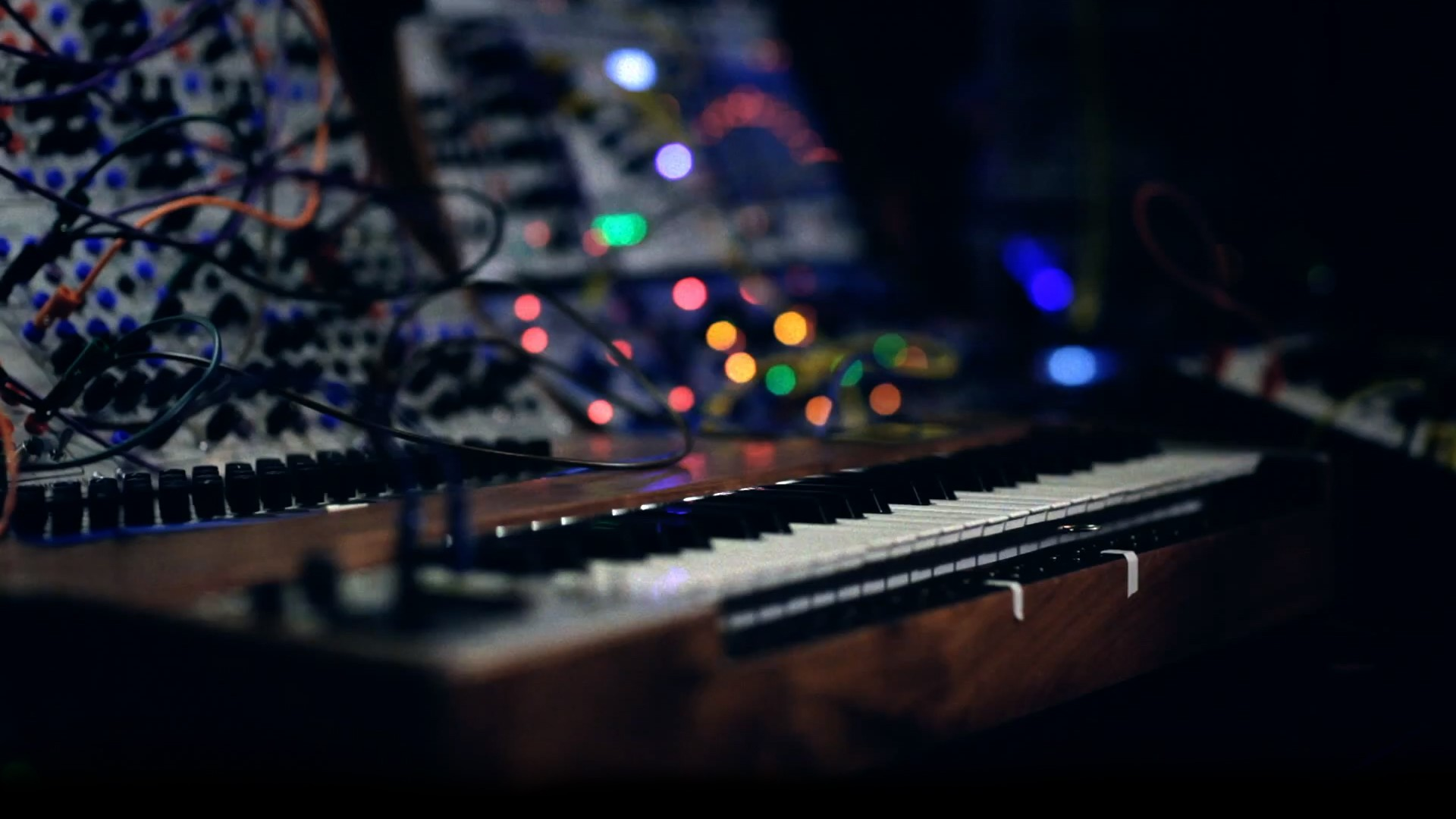 Wallpaper   Synthesizer Hd Wallpaper Backgrounds 1920x1080