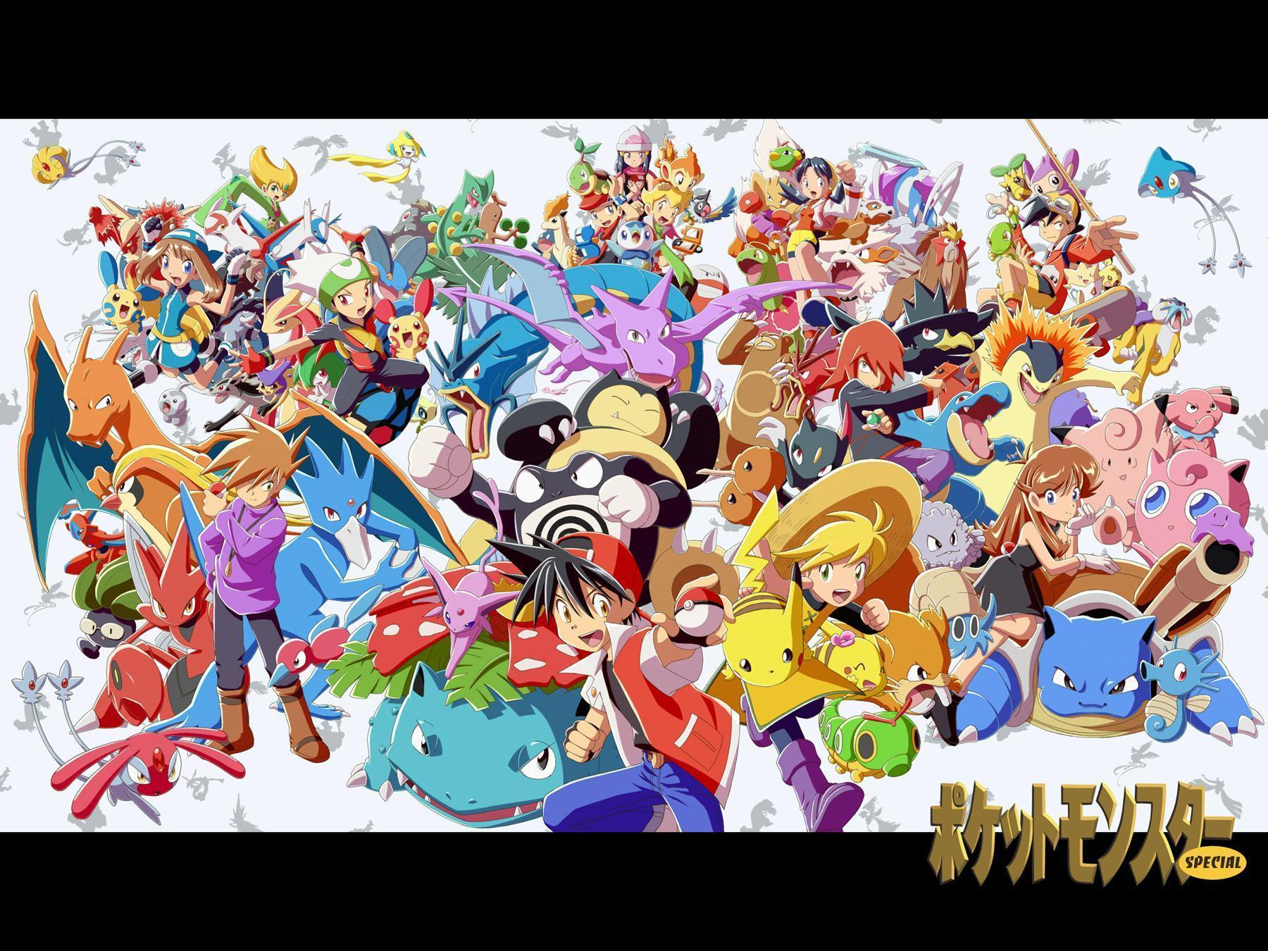 1800x1350px pokemon adventures wallpaper - wallpapersafari