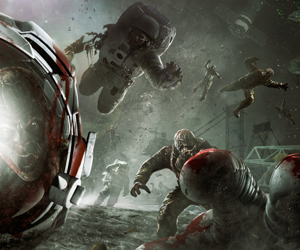 Call Of Duty Zombies Wallpaper Hd Wallpapers 960x800