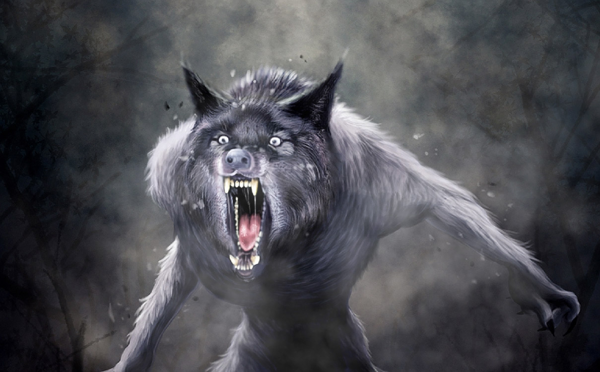 ancient werewolf wallpaper - photo #2