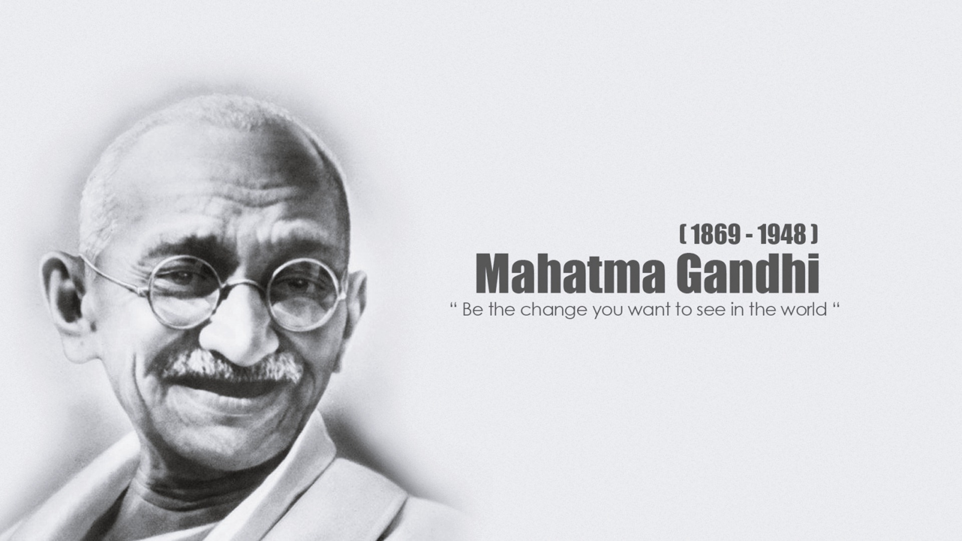 Mahatma Gandhi Quotes HD Wallpaper 05814   Baltana 1920x1080
