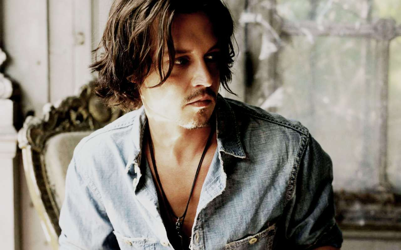 Magnificent Johnny Depp Wallpaper Full HD Pictures 1280x800
