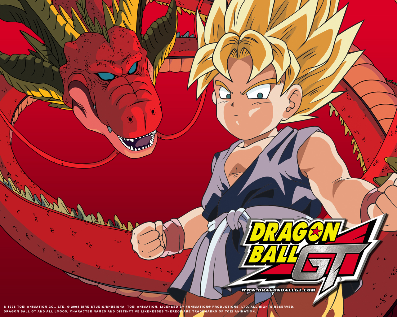 Wallpapers HD Dragon Ball Gt Z Full HD Wallpapers 1280x1024