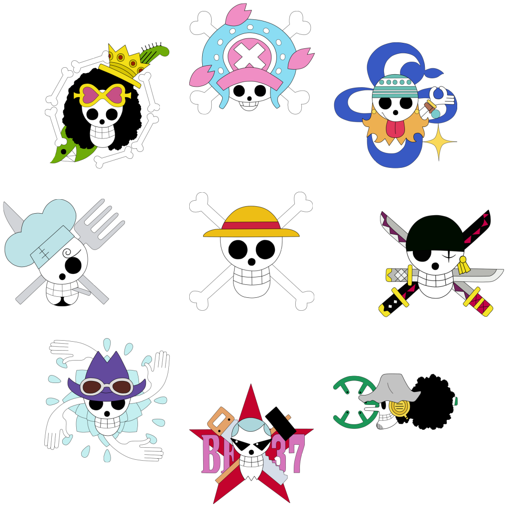 One Piece Jolly Roger Wallpaper - WallpaperSafari