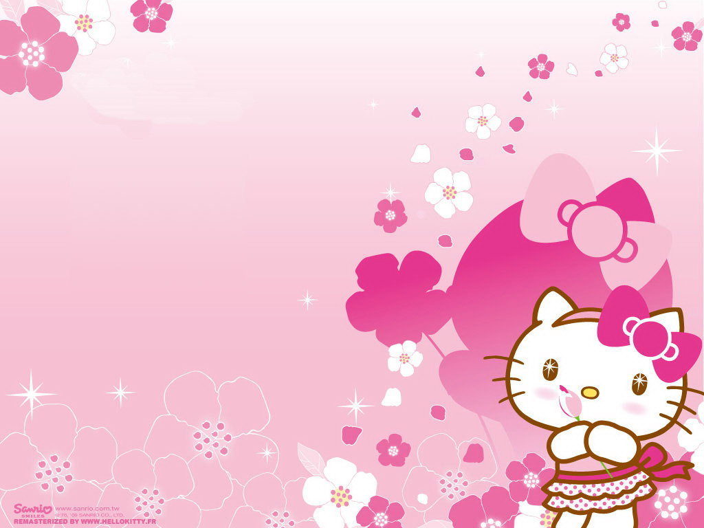 Hello Kitty Wallpaper Maceme Wallpaper 1024x768