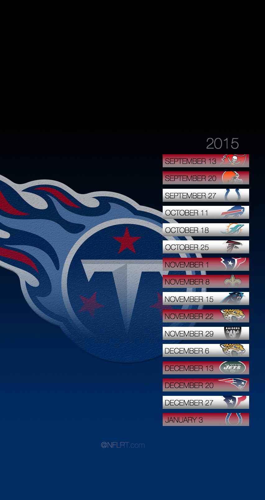 2015 NFL Schedule Wallpapers   Page 5 of 8   NFLRT 852x1608