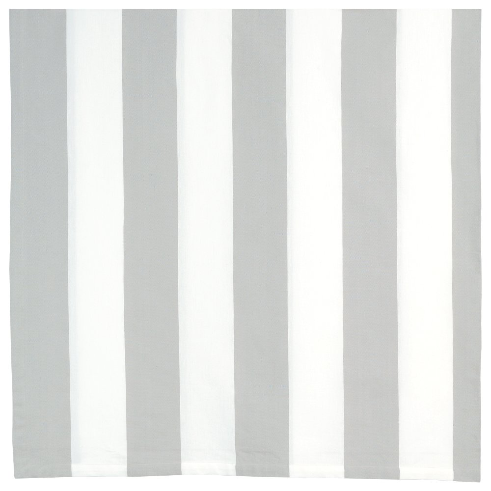 DINING Table Linens Linum Linum Grey Stripe Ola Tablecloth 1000x1000