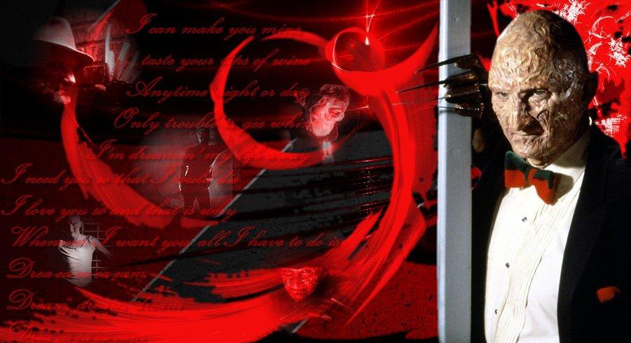 Freddy Krueger Wallpaper by Werewolfed 900x489