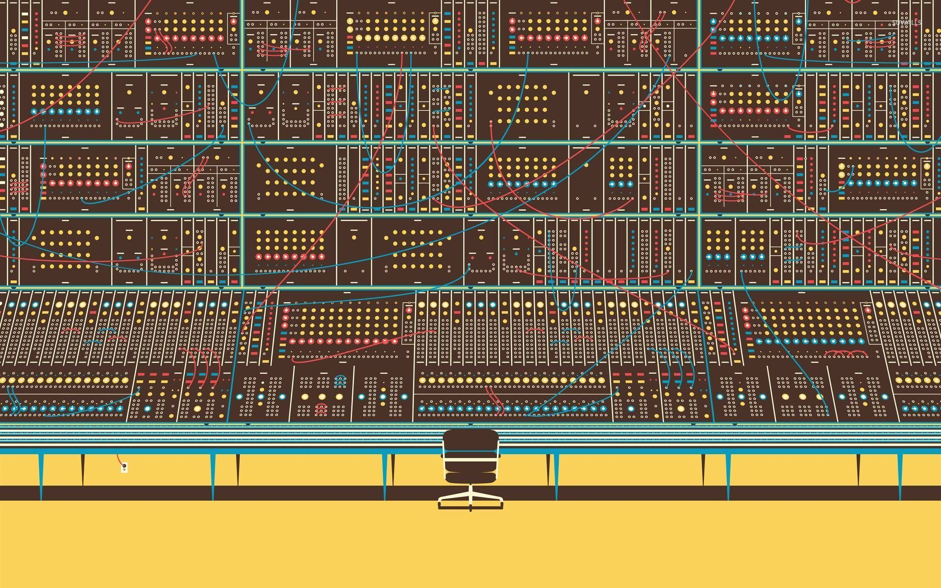 Control panel wallpaper wallpapersafari for Panel wallpaper