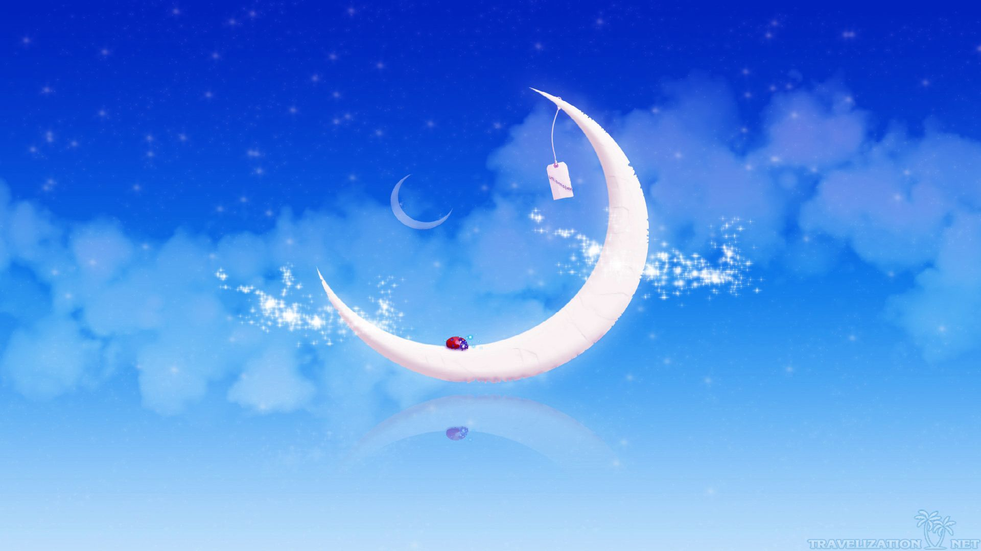 Hd wallpaper moon - Crescent Moon Wallpaper 3678 Hd Wallpapers In Space Imagesci Com