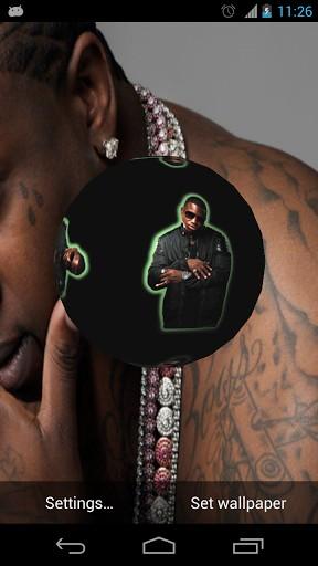 View bigger   Gucci Mane 3D Live Wallpaper for Android screenshot 288x512